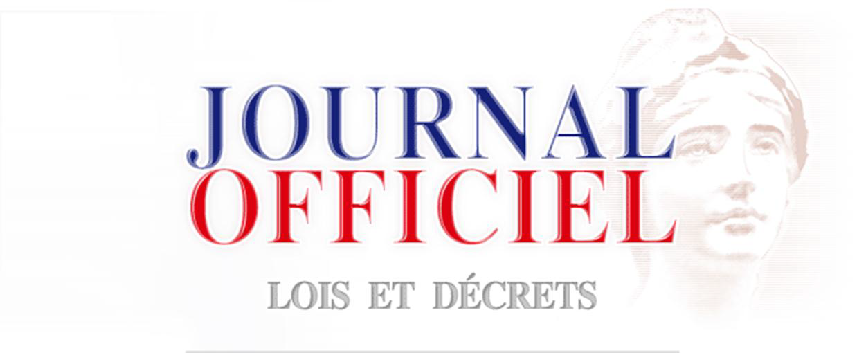 Journal officiel de la Rpublique franaise